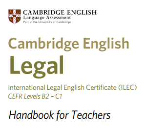 EN) (PDF) – Cambridge Legal English | Cambridge English